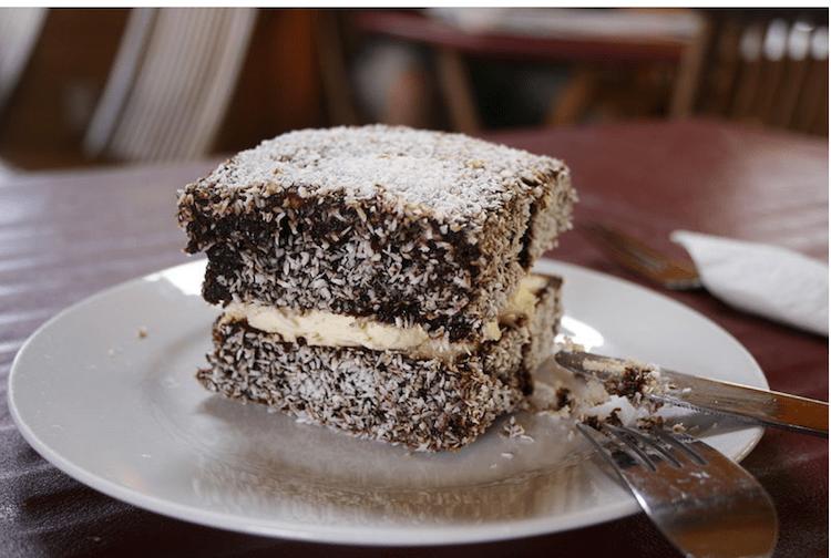 gâteau australien